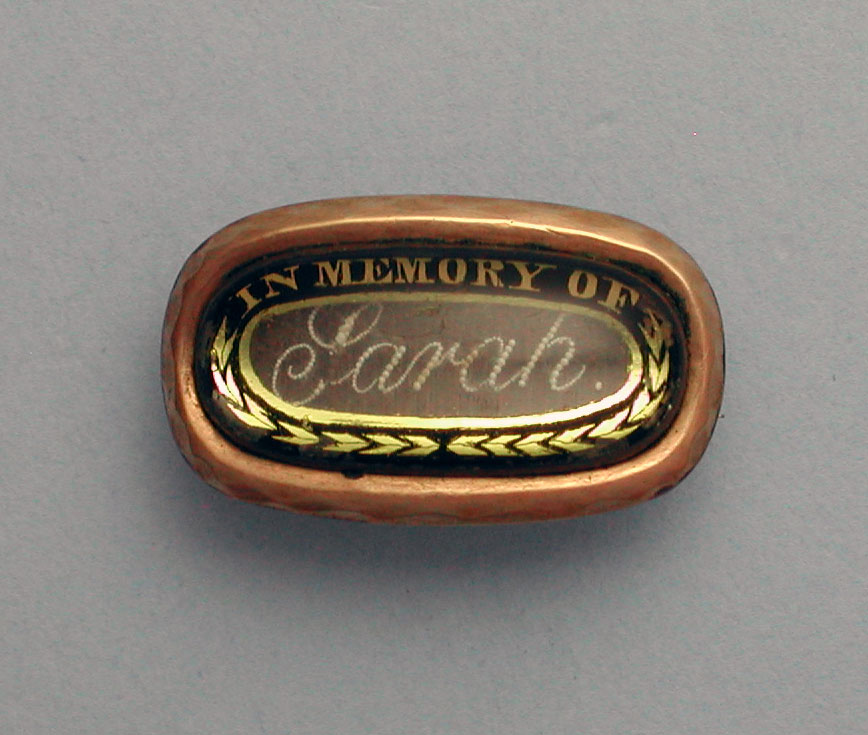 Sarah 19th Century Brooch