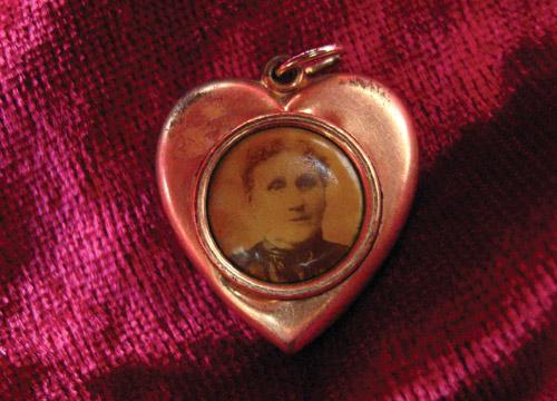Edwardian Heart-Shaped Locket