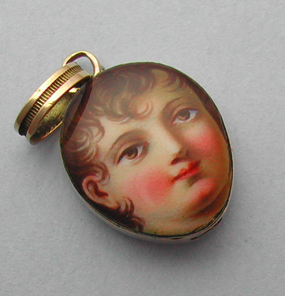 Child Miniature Locket