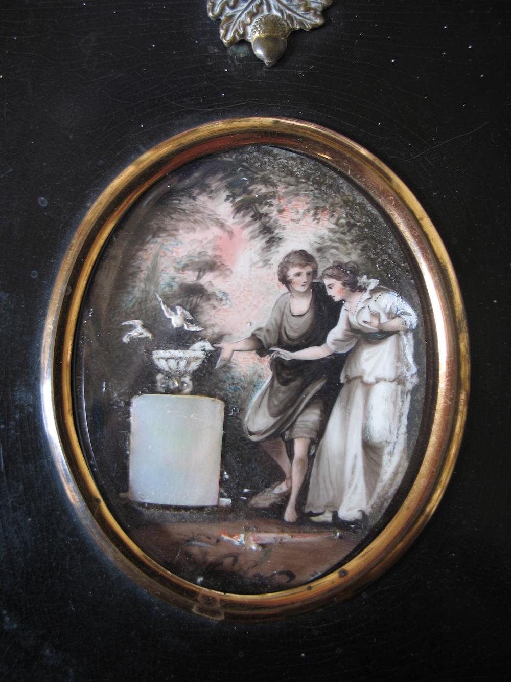 Sentimental Romantic Miniature