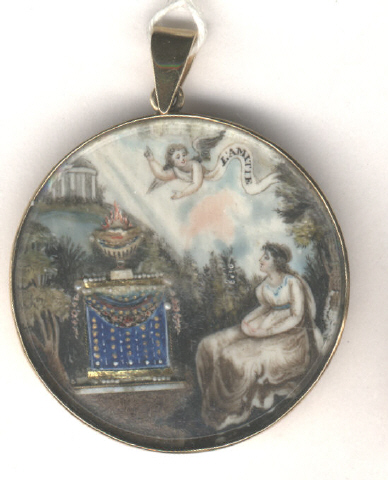 Neoclassical Mouning Miniature
