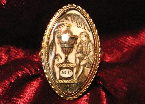 Gentleman Mourning Ring