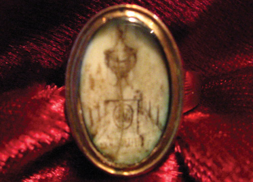 1788 watercolour Ring