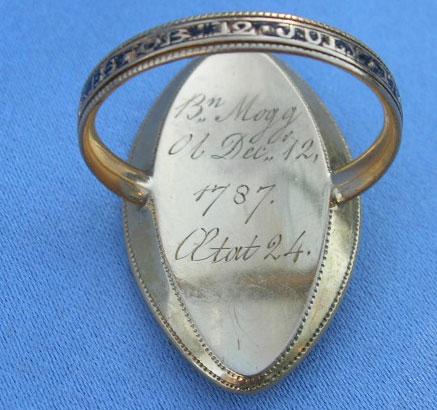 1787 Sepia Ring