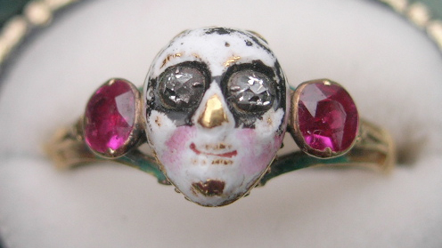 18th Century French Ring