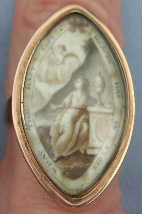 1786 Sepia Ring