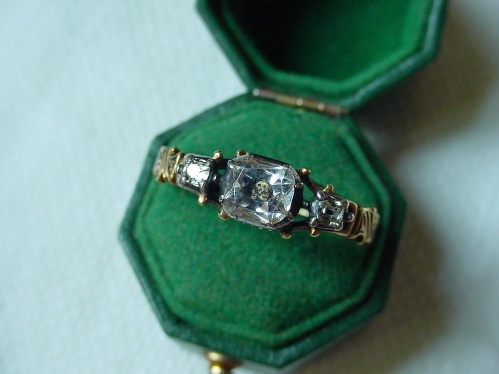 1755 Memento Mori Ring