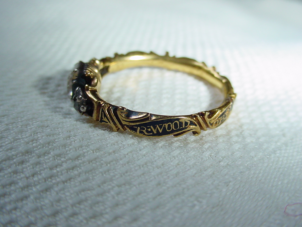 1755 Memento Mori Ring