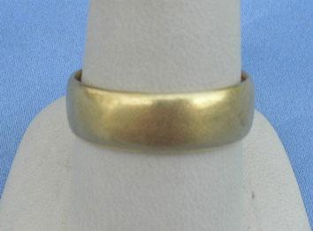 18th Century Posy Ring