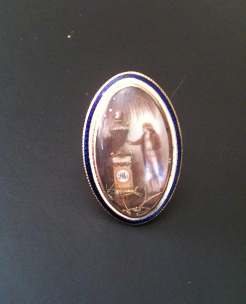 Male Mourning Ring