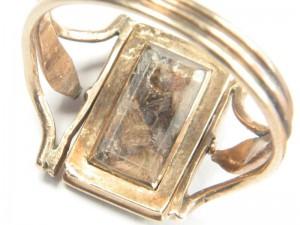Pietas Swivel Ring