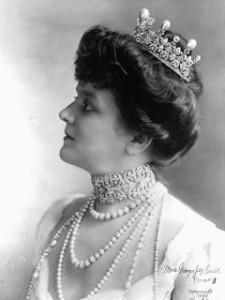 Mrs Jay Gould, 1903