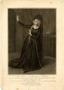 Mrs Merry in the Character of Calista, 1792