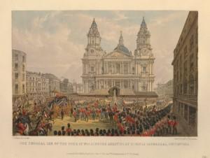 Wellington Funeral Procession