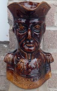 Wellington Memorial Toby Jug