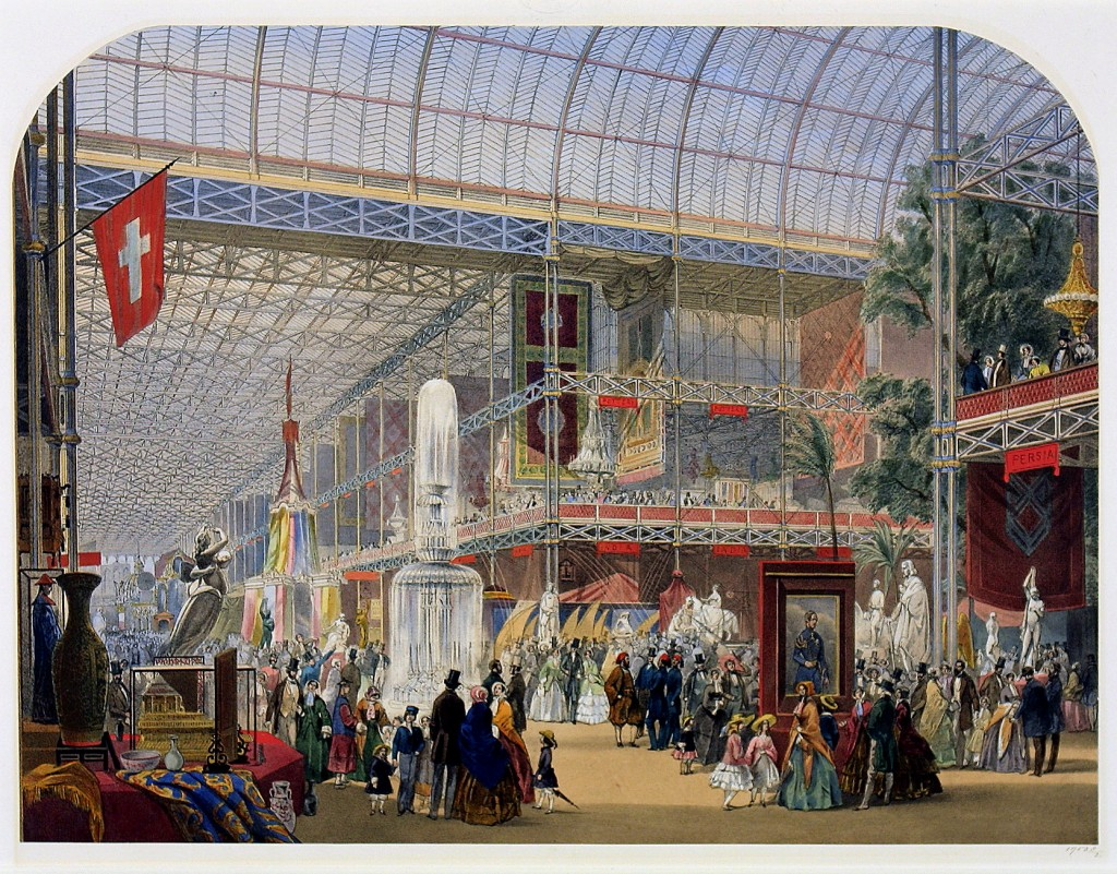 Crystal Palace, 1851