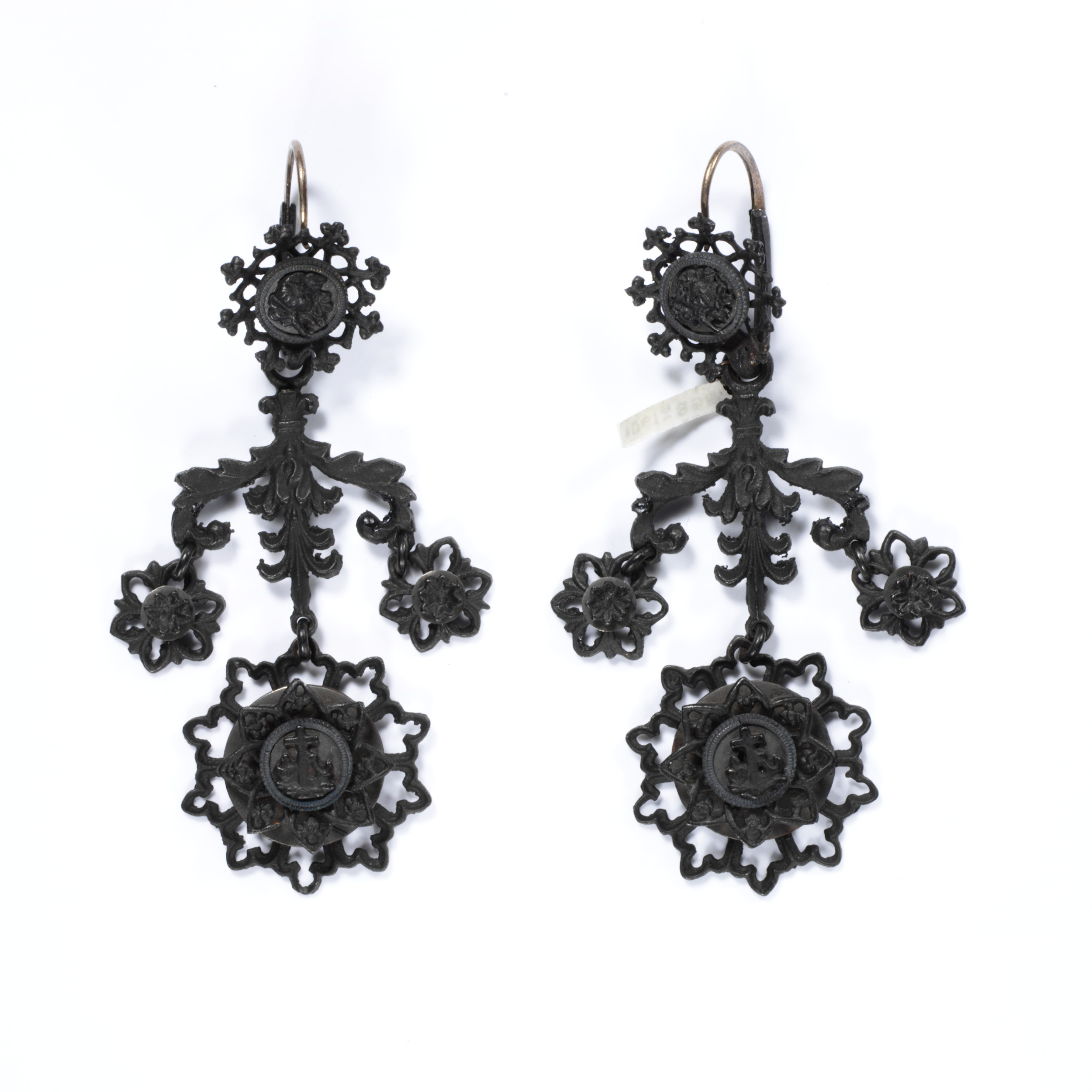 Berlin Iron and Wire Work Jewelry on Pinterest | 41 Pins