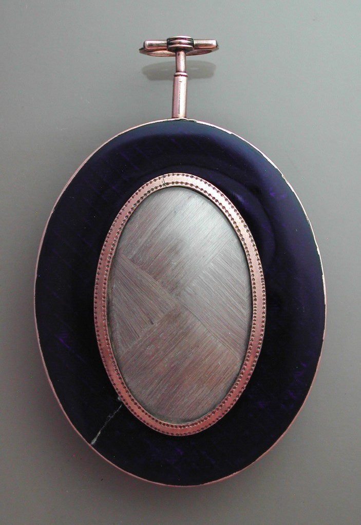 rest in peace 18th century urn mourning pendant
