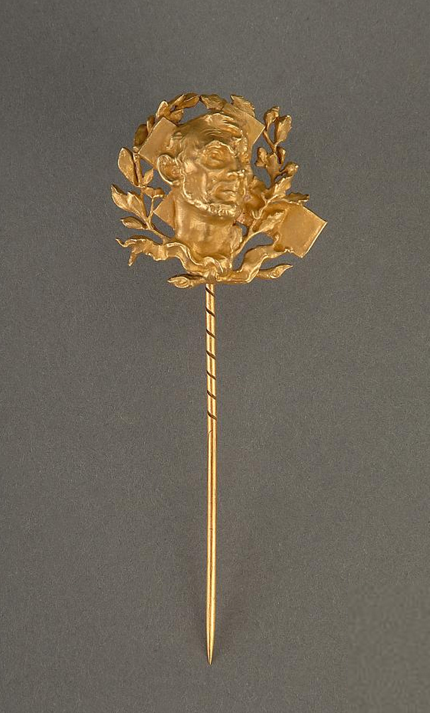 Mary Todd Lincoln's Scarf Pin