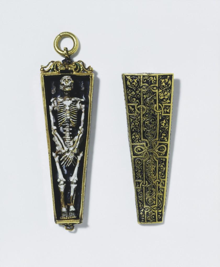 Skeleton Pendant, c.1540-1550