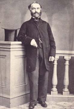 Joseph Milligan (1807-1884), by L. Bimstinol