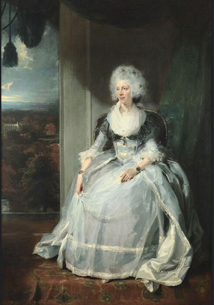 Queen Charlotte of Mecklenburg-Strelitz, wife of George II